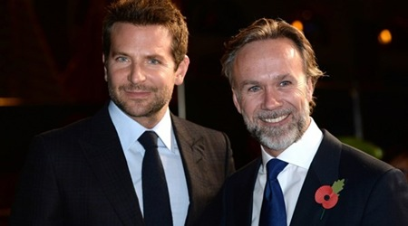 Bradley Cooper and Marcus Wareing - Burnt