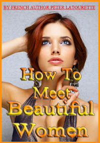 Cover of Peter Latourette's Book How To Meet Beautiful Woman