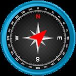 GPS Compass Navigation Icon