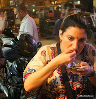 Indian chaat http://indiafoodtour.com  http://foodtourindelhi.com