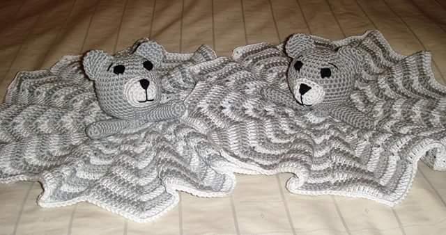 Labores montse - Labores de crochet para bebes ...