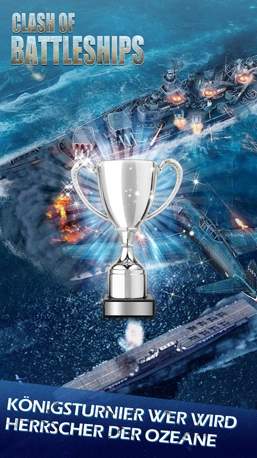 Clash of Battleships - Deutsch Screenshot 13