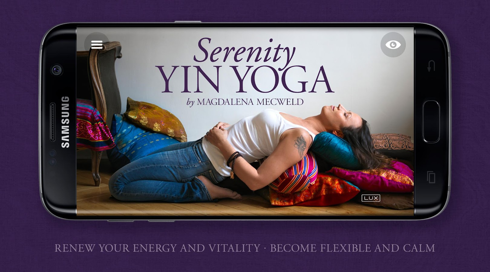 Yin yoga Screenshot 0