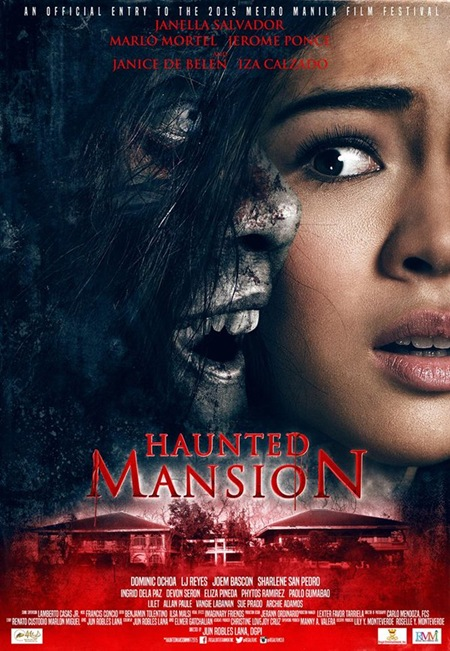 Haunted Mansion - Official Poster (T RegalFilms)