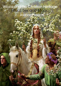 Cover of Joanne Pearson's Book Wicca And The Christian Heritage Ritual Sex And Magic