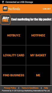 HotFindz - screenshot
