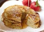 http://www.scatteredthoughtsofacraftymom.com/2014/04/flourless-banana-pancakes.html