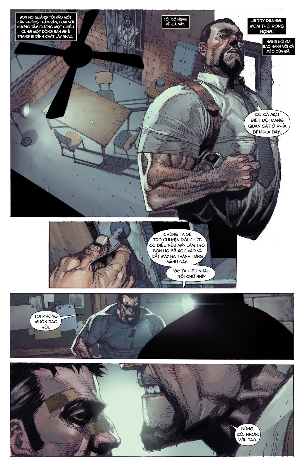 Punisher: Trial of the Punisher chap 1 - Trang 6