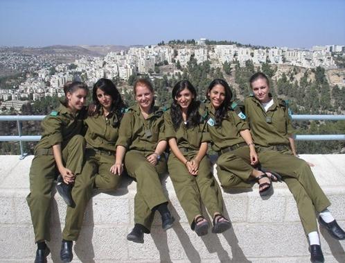 hot israeli soldiers 3
