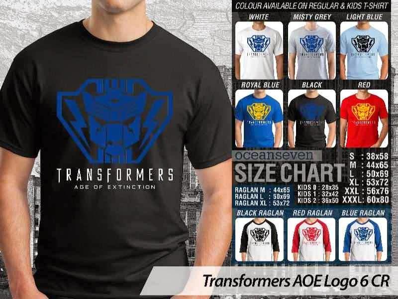 KAOS film Movie Transformers AOE Logo 6 Transformers Age of Extinction distro ocean seven