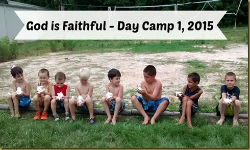 Day Camp 1
