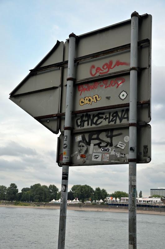Kölnwochenende (46) Rheinufer