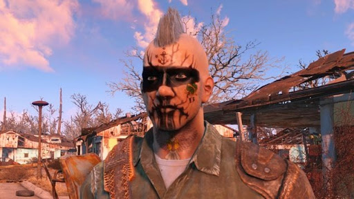 Fallout 4 mehr frisuren