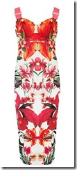 Ted Baker Tropical Toucan strappy dress