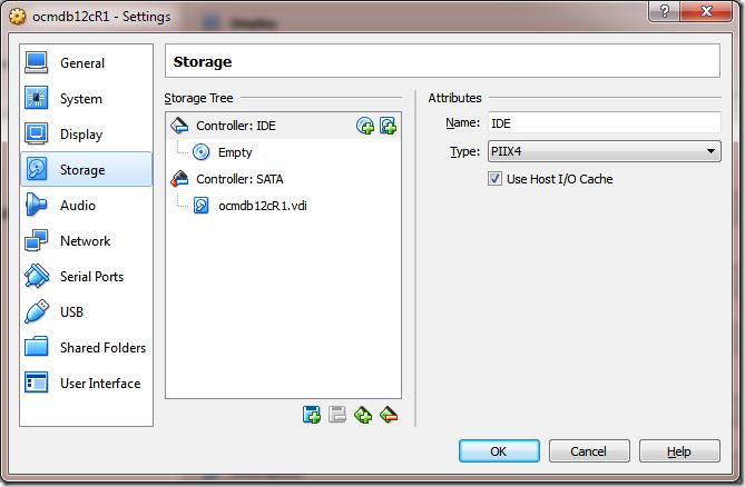 Create VM Configuring Storage 1