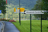 Route naar ons hotel :-)