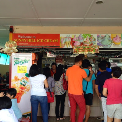 Sunny Hill Ice Cream