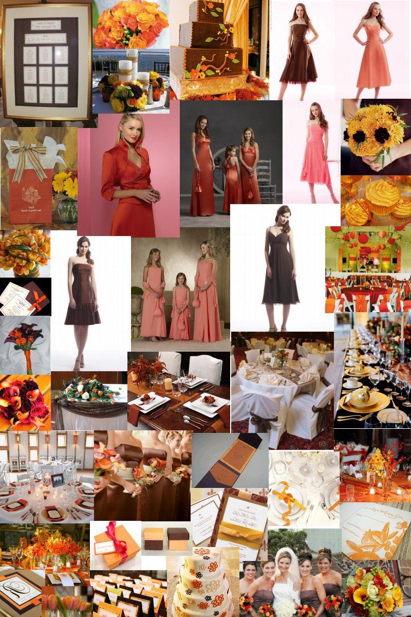 colour scheme for weddings