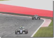 Nico Rosberg vince il gran premio d'Austria 2015