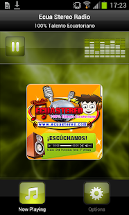 Ecua Stereo Radio - screenshot