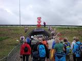 De grens tussen Amsterdam en Zaandam.