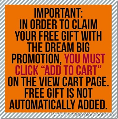 Dream Bundle - free with qualifying CM purchase
