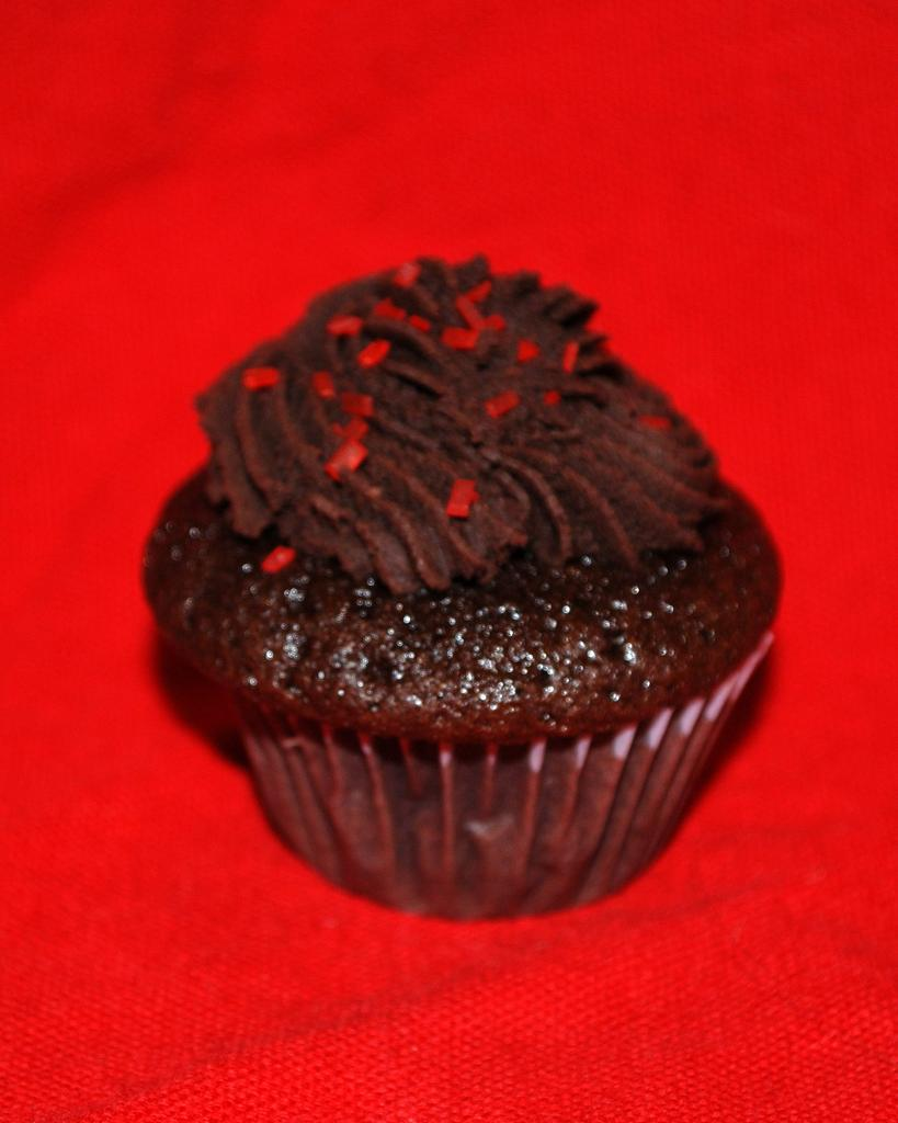 Mexican Chocolate Cupcakes-
