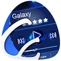 Galaxy Music Player S8 APK for Kindle Fire