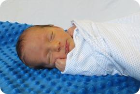 Nehemiah's Newborn Portraits