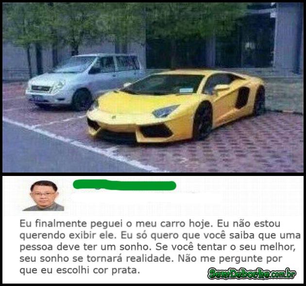 SONHO REALIZADO