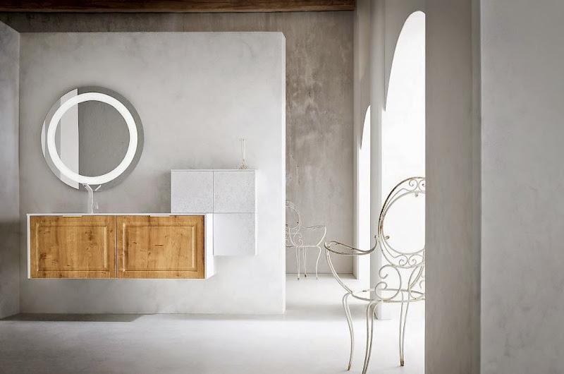Signorini arredamenti mobili per arredo bagno su misura in provincia di bergamo - Arredo bagno vintage ...