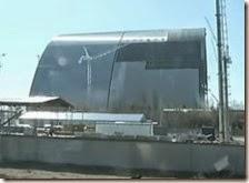Il nuovo sarcofago della centrale di Chernobyl