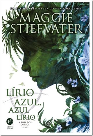 Lírio azul, Azul lírio - Saga dos Corvos Vol 3