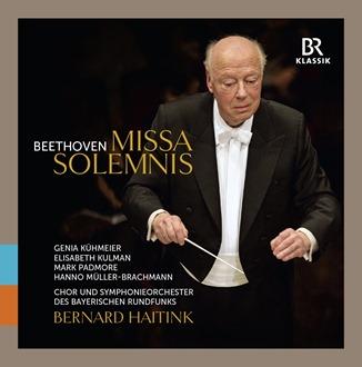 CD REVIEW: Ludwig van Beethoven - MISSA SOLEMNIS, Op. 123 (BR Klassik 900130)
