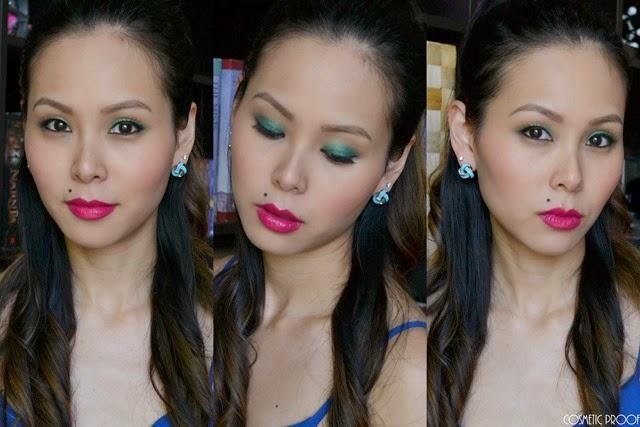 NYC Beauty Pro Makeup Look Andy Warhol Pop Art Bold Lip