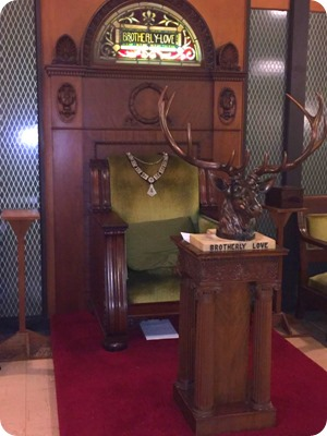 Elks #1 furniture