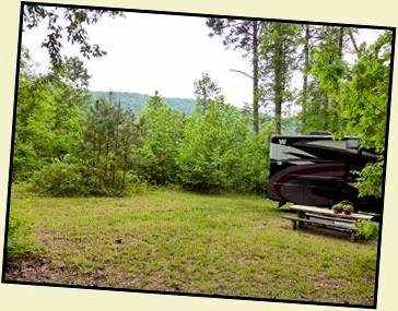 01a - Lake Powhatan - FHU Site 46 - Backyard View