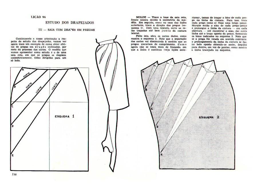 Изображение Выкройки и моделирование юбок! из коллекции шитьё на сайте Пинми.ру. шитьё