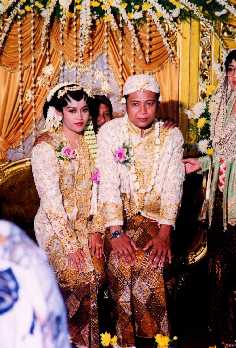 javanese traditional wedding