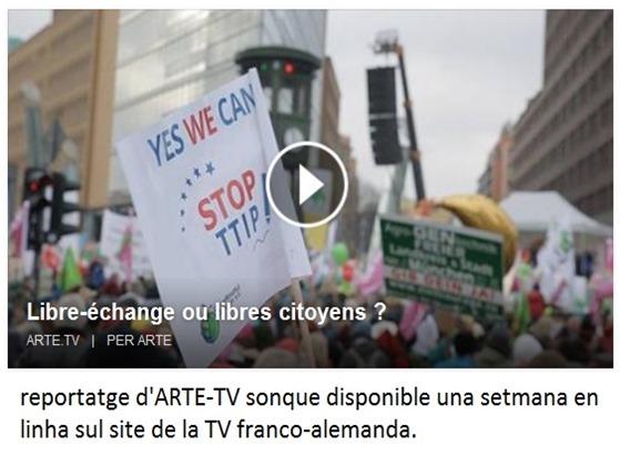 TAFTA resisténcia reportatge arte
