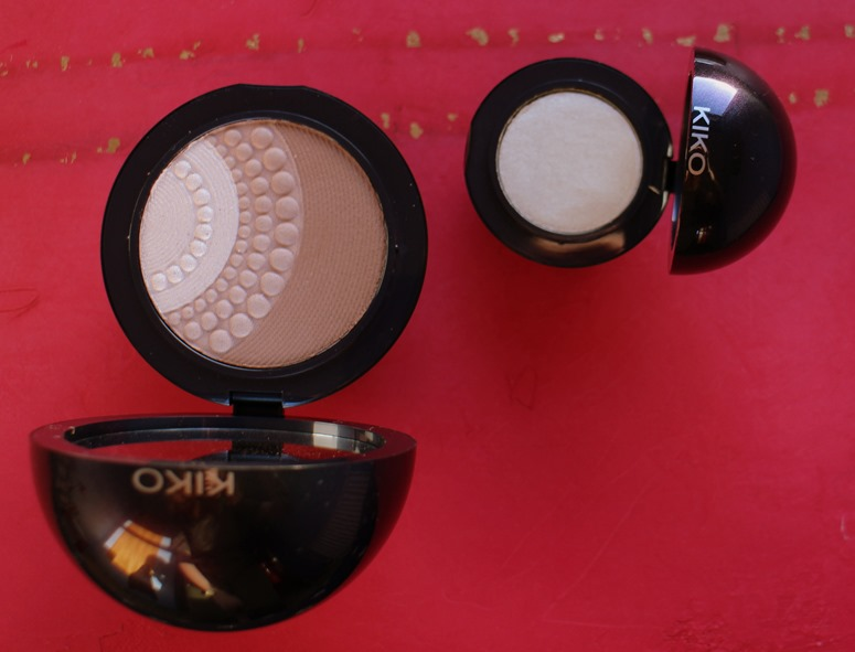 KIKO-Silk-Pearl-Bronzer Cream-Radiance-Highlighter
