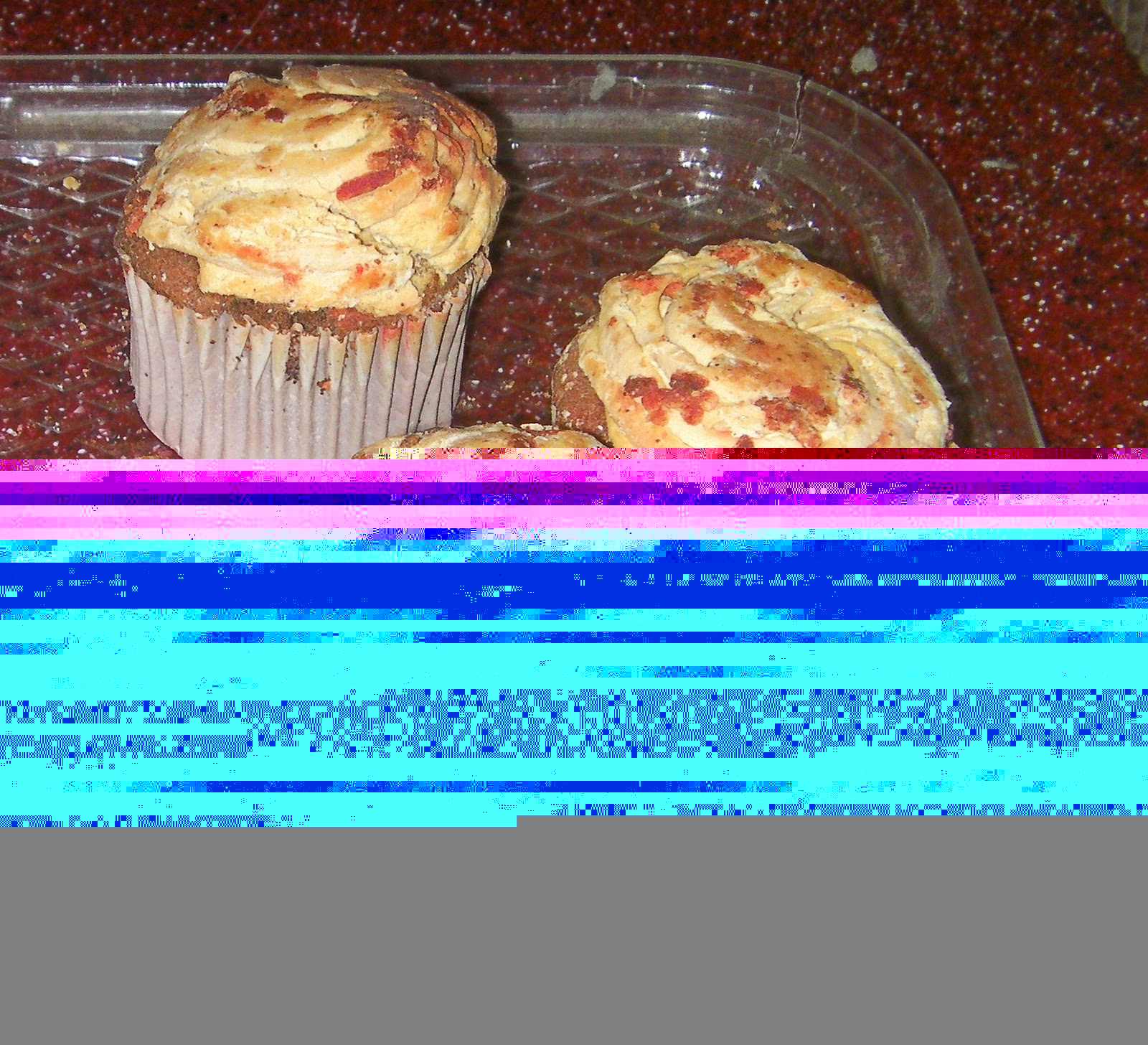The cupcakes were purchased in