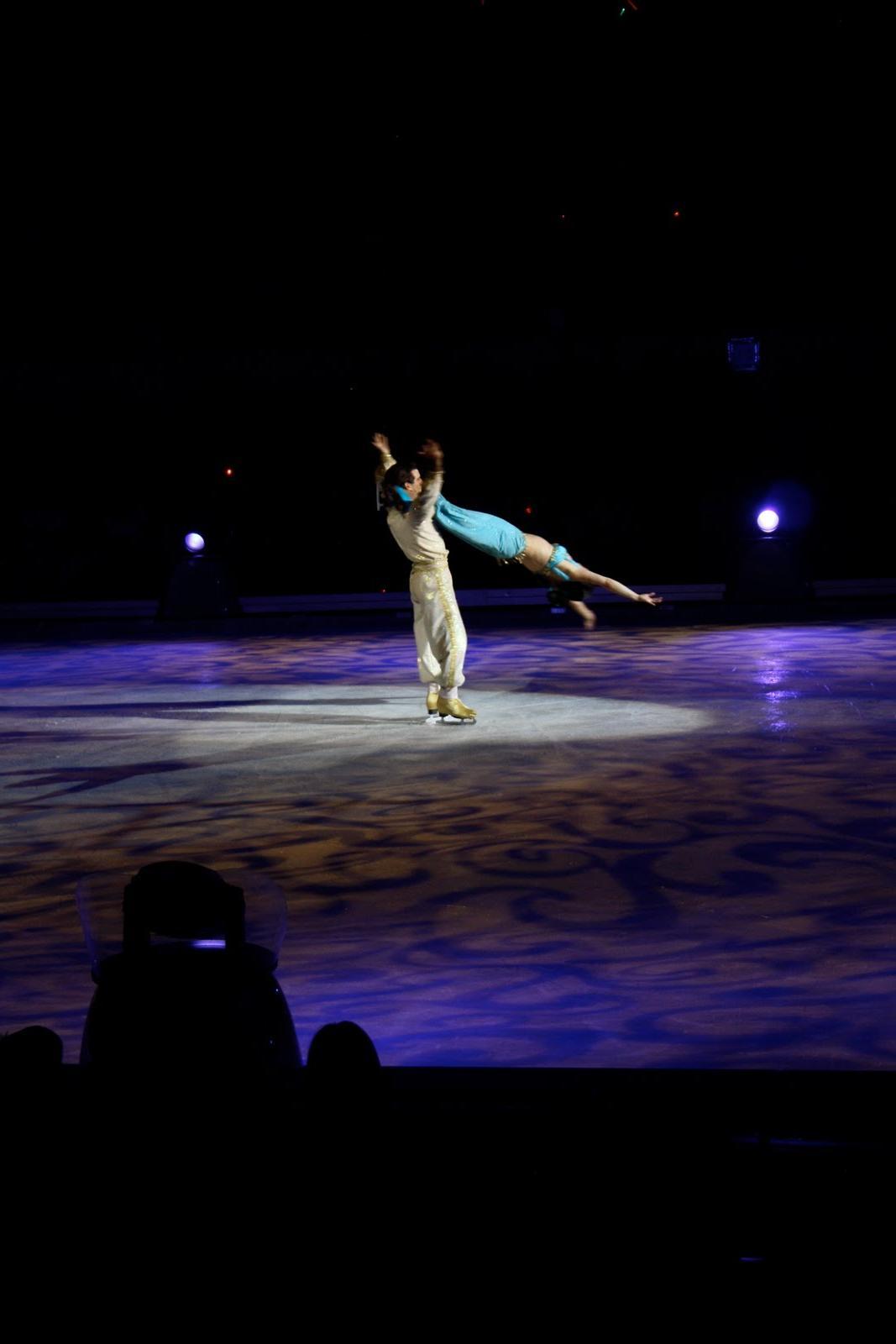 Princess Jasmine and Aladdin!