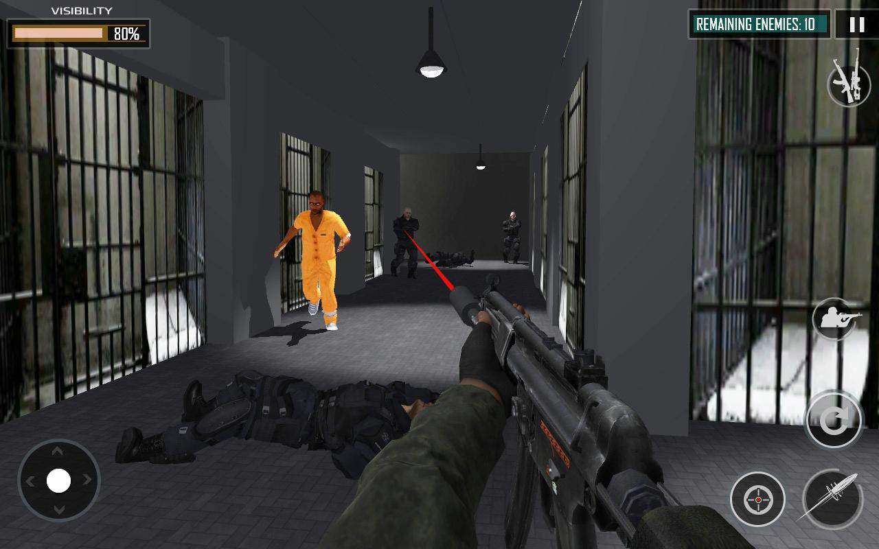Secret Agent Stealth Spy Game Screenshot 13