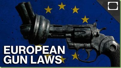 european gun laws