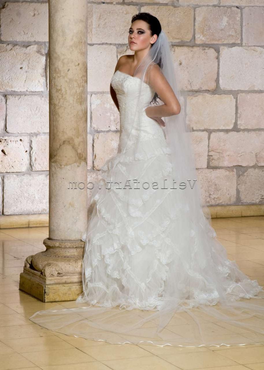 Tier Cathedral Bridal Veil