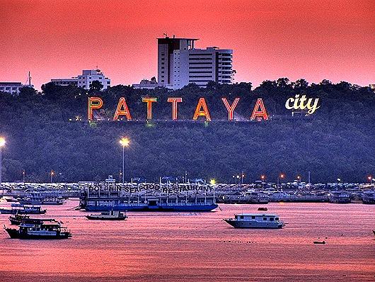 pattajya-tayiland