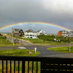 OBX Vacation - June 2013 - 137 - Rainbow after Tropical Storm Andrea