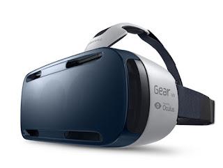 Un nouveau casque de réalité virtuelle made in samsung
