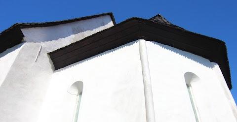 Kostol sv. Margity, Horné Jaseno